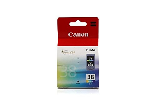 Druckerpatrone von Canon für Pixma MP 210 (Color Patrone) MP210 Tintenpatronen, 9 ml, 207 Seit.