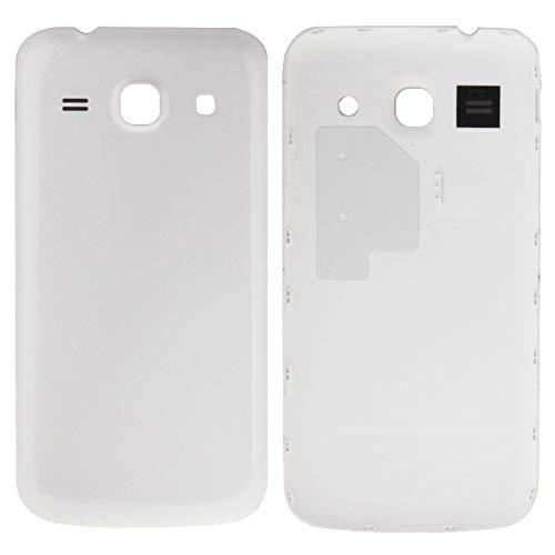 Hongmeish Sustituto de Partes Antiguas o Malas. Reemplazo IPartsBuy batería Cubierta Trasera for Samsung Galaxy Core Plus / G350 Accesorios (Color : White)