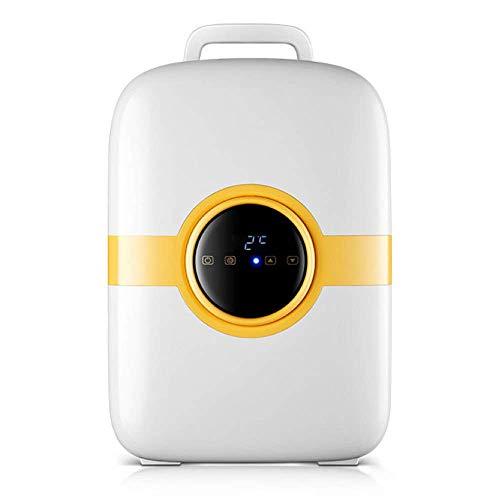 FZYE Mini Nevera portátil, compresor silencioso, Pantalla Digital LED, congelador, congelador, frío, Caliente, congelador para Coche, Nevera para Bebidas, 12 V, 24 V, para Coches, hogar