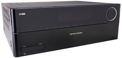 Harman Kardon AVR 2700 7.1-Channel 100-Watt Network-Connected Audio/Video Receiver