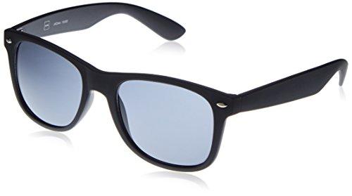MSTRDS Unisex Likoma Sonnenbrille, Schwarz (Black 4182), One size