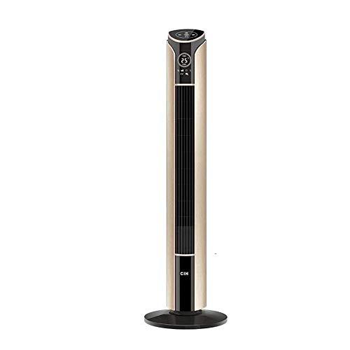 El aire frío de inclinación de la torre ventilador sin aspas ultra silencioso ventilador eléctrico del ventilador del piso de la casa Aire acondicionado de control remoto ventilador de la torre TIANQI