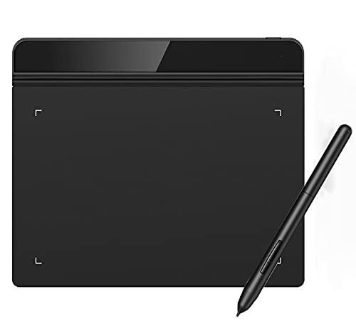 Xyfw Tableta Gráfica para La Enseñanza, Pintura De Tableta Digital, Dibujo para OSU Y Dibujo 8192 Levels Pressure Art Online Education Meeting