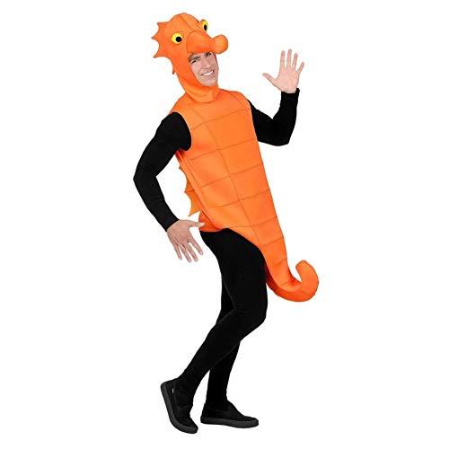WIDMANN Disfraz de adultos Caballito de mar