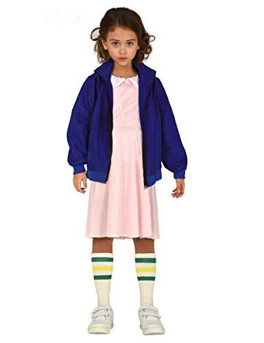 Generique - Disfraz Chica telepática niña - 10-12 años (142-148 cm)