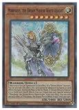 英語版(北米版) 茶 Morpheus the Dream Mirror White Knight(SR)(1st)