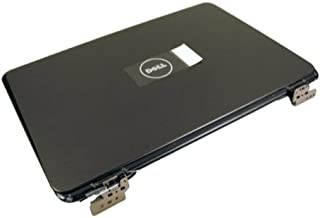 Dell Inspiron 14r N4010 Black LCD Cover & Hinges 1gtmj