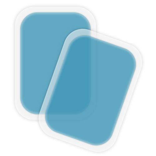 EMS Gelpads | Ersatzpads | selbstklebend  | Kompatibel mit jedem EMS Trainingsgerät | 20 Stück | Aus medizinischem Gel in Premiumqualität von Tillmann's Deutschland