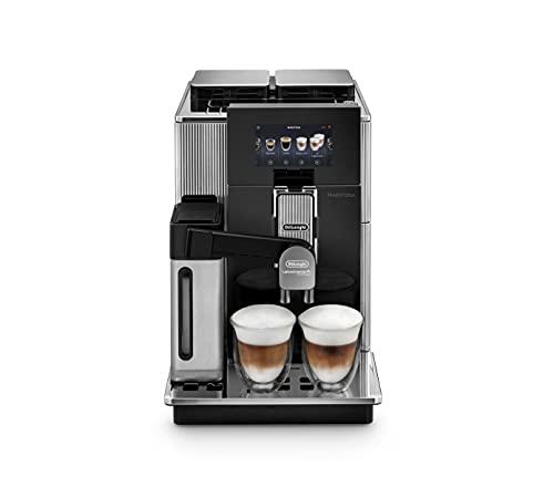 De'Longhi Maestosa EPAM 960.75.GLM - Cafetera automática, color plateado y negro