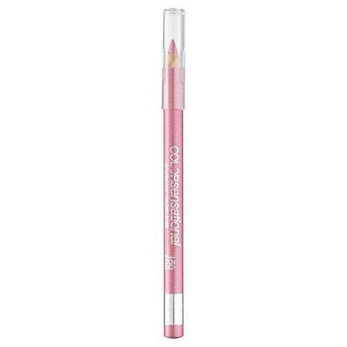 Maybelline Color Sensational Lipliner Nr. 150 Stellar Pink, Lippenkonturenstift, für eine makellose...