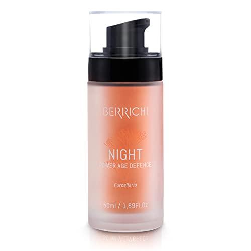 Anti Aging Nachtcreme mit Retinol   Frauen & Männer Nachtpflege / Creme für trockene Haut & Mischhaut   Natürliche Bio Gesichtscreme mit Superantioxidans Astaxanthin & 5 Ölen   Naturkosmetik Vegan