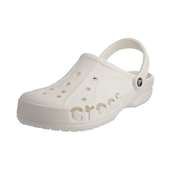 Crocs Baya Clog, White Size M6/W8