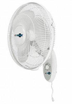 """Eco-Plus 16"""" Wall Mount Fan"""