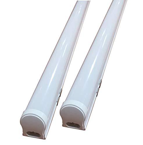 RPA3CW Confezione da 2 pezzi LED 3W Rotondo 90mm Bianco Freddo 6500K