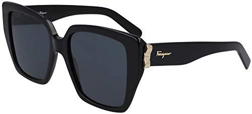 Gafas de Sol Salvatore Ferragamo SF968S Black/Grey 55/18/140 mujer