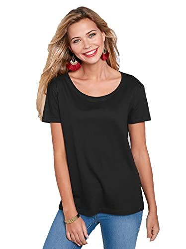 VENCA Camiseta más Larga en la Espalda Mujer - 015563