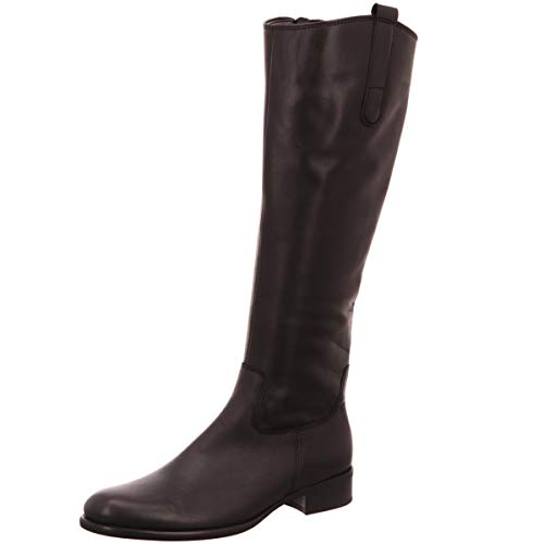 Gabor Shoes Damen Fashion Hohe Stiefel, Schwarz (Schwarz 27), 38.5 EU