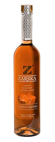 ZARSKA Gesalzenes Karamell Wodka Likör 26% vol. 500 ml