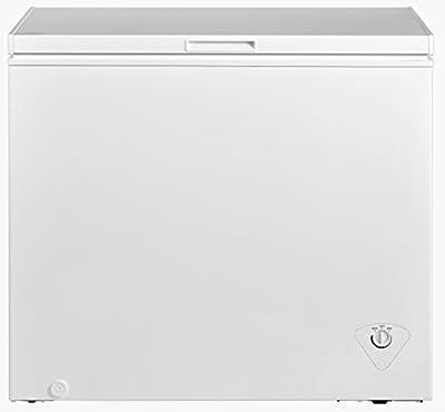 Midea MRC070S0AWW Chest Freezer, 7.0 Cubic Feet, White