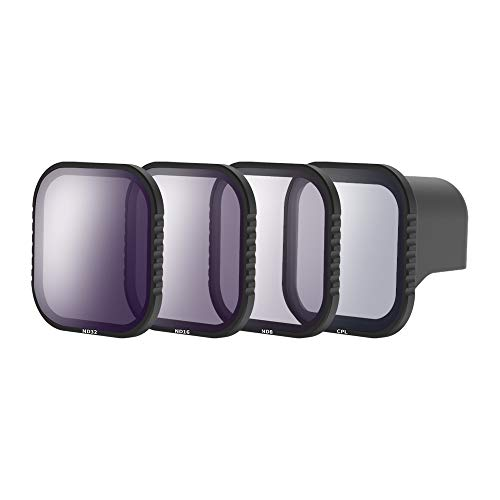 TELESIN 4-Pack Lens Filter ND8 ND16...