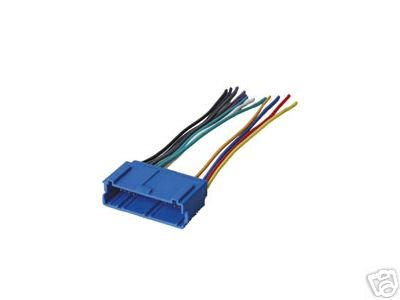 2000 buick lesabre wiring harness amazon com stereo wire harness oldsmobile intrigue 2000 01 02  stereo wire harness oldsmobile intrigue