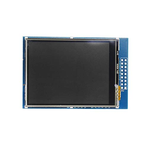 COVVY UNO R3 2.8 Inches TFT Touch Screen with SD Card Socket 3.3V 300mA LCD Shield Touch Display Module for Arduino UNO with Resistive Touch Panel DIY Kit