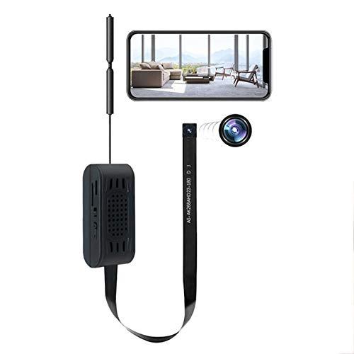 Tuya Mini WIFI Cámara, Grabadora de video Full HD 1080P Videocámaras DVR secretas Módulo de cámara micro IP, Videovigilancia oculta,Camera+ 32gb