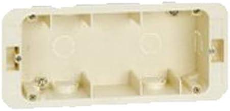 Simon 27855-61 - Caja Empotrar 1 Fila: Amazon.es: Bricolaje y ...