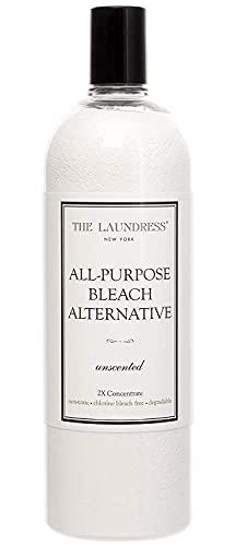 The Laundress New York - All-Purpose Bleach Alternative, Non-Toxic, Chlorine Free Bleach Alternative, Biodegradable, Fragrance-Free, 41.6 fl oz or 2.6 Lbs