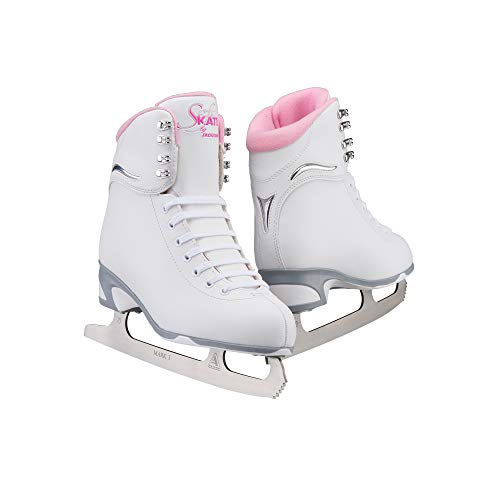 Jackson Ultima SoftSkate Womens/Girls Figure Ice Skates - 12 Children's