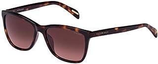 58723607c Óculos de Sol Victor Hugo Sh1729 0752/55 Tartaruga