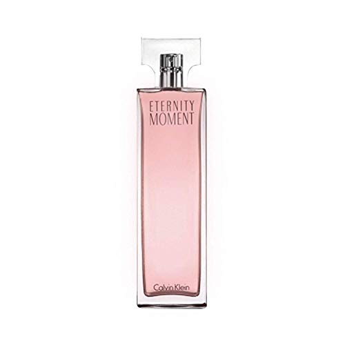 Calvin Klein Eternity Moment, femme/woman, Eau de Parfum, 1er Pack (1 x 100 ml)
