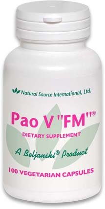 Pao V FM®, a Beljanski® Product, Promotes Healthy Cells, prohibits Abnormal Cell Growth and Also relieves The Cellular Stress Caused by an Overworked Immune System. All Natural & Non-Toxic.