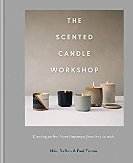 Afectar base roble  The Scented Candle Workshop: Creating perfect home fragrance, from wax to  wick eBook: Dafkos, Niko, Firmin, Paul: Amazon.in: Kindle Store
