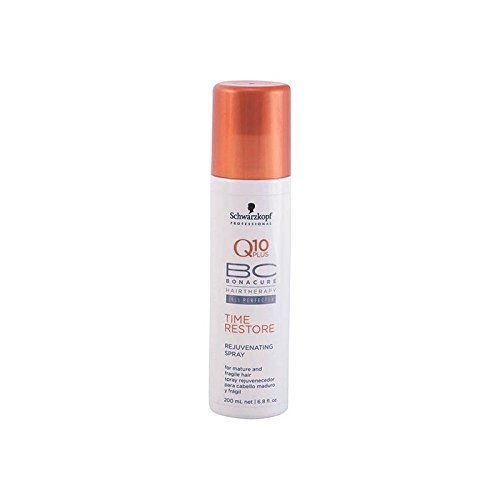 Schwarzkopf BC Time Restore Q10 Plus Rejuvenating Spray Duo (2 x 200ml)