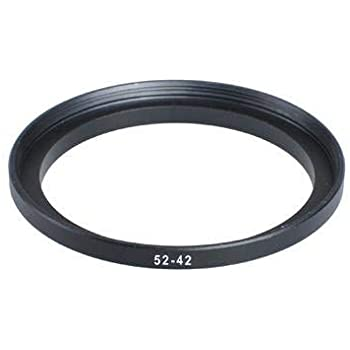 52mm-37mm 52-37 mm 52 to 37 Step Down Ring Filter Adapter