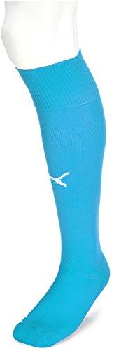 PUMA Stutzen Team Socks, Vivid Blue-White, 3