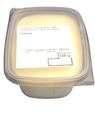 Rinderfett / Rindertalg / Rinderschmalz hausgemacht (15,00 € / kg.) (1000gr)