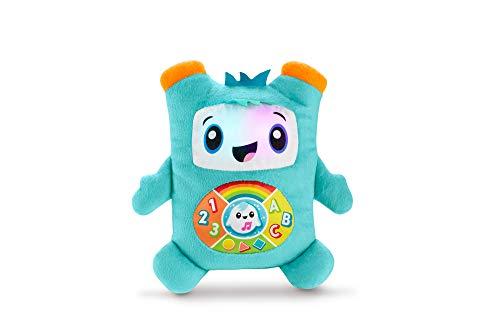 Fisher-Price Mi primer Rocky, juguete con sonidos para bebé +6 meses (Mattel GFJ18)