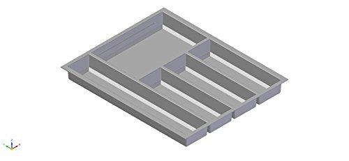 Besteckeinsatz Move 50 cm Kunststoff