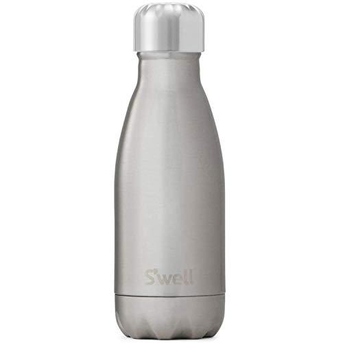 S'well - Botella (260 ml), plata, 260 ml