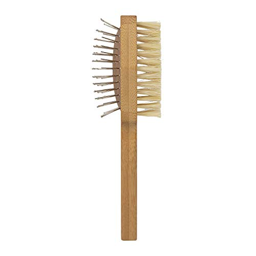 pin brush for dog grooming