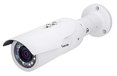 VIVOTEK IB8369A rev2 Telecamera di sicurezza IP Esterno Capocorda Bianco 1920 x 1080 Pixel