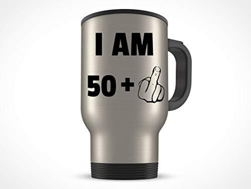 Regalo de 51 cumpleaños para mujeres y hombres 51 cumpleaños taza de viaje 51 cumpleaños fiesta 51 año 51 año 51 cumpleaños Ideas él her 51st Bday regalo