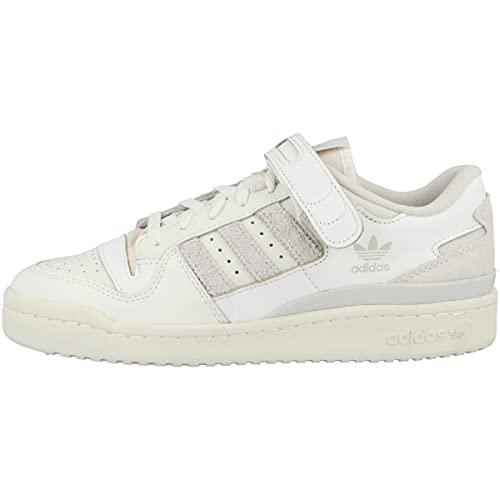 adidas Forum 84 Low, Chaussure de Piste d'athltisme Homme, Grey One Orbit Grey FTWR White, 43 1/3 EU