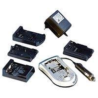 Ansmann DIGI Universal-Ladegerät für 3,6 V und 7,2 V Lithium-Ionen Akkupacks für Digitalkameras und Camcorder