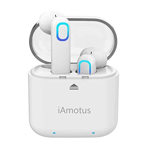 Auriculares Bluetooth Inalámbricos, QueenDer Bluetooth 5.0 Estéreo c