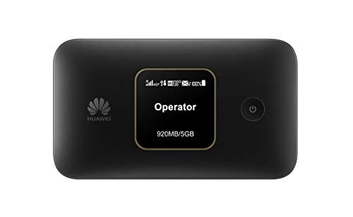 HUAWEI E5785lh mobile WIFI LTE Hotspot 300 Mbit (Cat. 6) schwarz