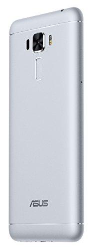 Asus Zenfone 3 Laser (Glacial Silver, 4GB, 32GB)