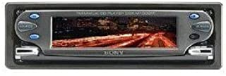 Sony CDX-M1000TF MP3 CD Tuner with active black panel